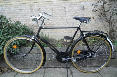 Gamle cykler