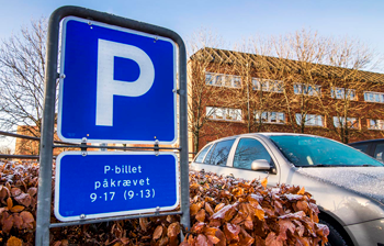 Mere parkering